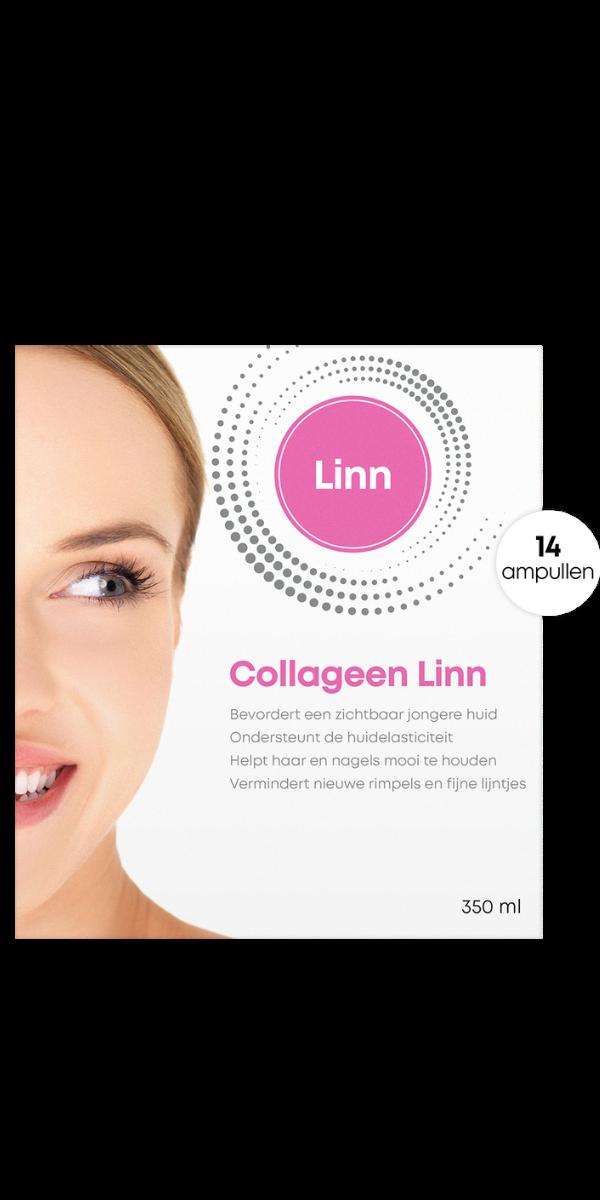 Collageen Linn - 350 ml (14 ampullen) - linnpharma online